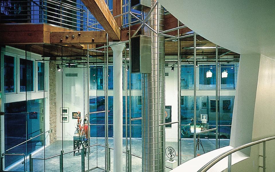 Contemporary Arts Center — studioWTA